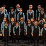 Grimsdell Toffee Bear infant Choir, Mill Hill