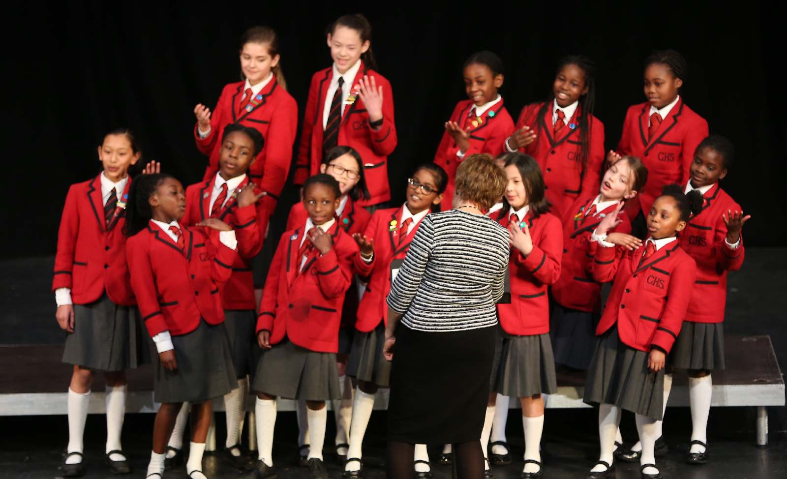 Leith Hill Musical Festival :: Youth Choirs' Competition